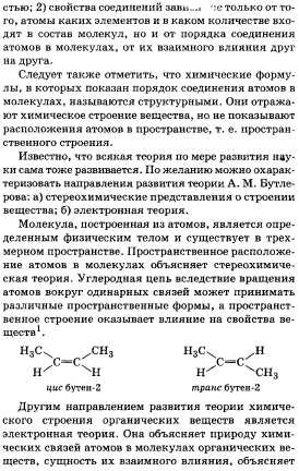 Основные положения теории
